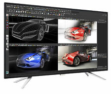 "Philips Bdm4350uc 43"" IPS Widescreen 4k LCD Monitor 60hz"