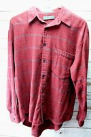 Levi's Red Medium Cotton Long Sleeve Men's Winter shirt