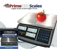Digiweigh Price Computing and Digital Retail Scale, 60-Pound