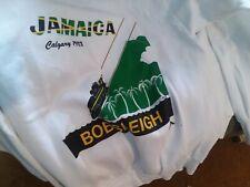 Vintage Olympic Sweatshirt 1988 Jamaica Bobsleigh Bobsled Cool Runnings