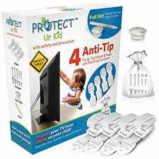 Protect Your Kid Anti-Tip Furniture Straps