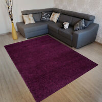 New Soft Shaggy THICK 5CM  Modern Rugs For Living Room Bedroom Waves Multi