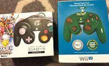 Nintendo Gamecube Controller Super Smash Bros New Wii U Switch Japan OEM Zelda R