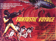 FANTASTIC VOYAGE (DVD, 1966) SCI-FI RACQUEL WELCH) SHRINK MEN & INJECT IN BODY