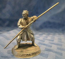 Rawcliffe Pewter, Darth Maul, Vintage Star Wars, Episode 1
