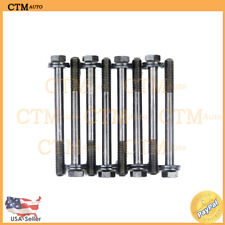 Cylinder Head Bolts For 89-00 Geo Metro Chevrolet Sprint 1.0L I3 SOHC G10 Repair