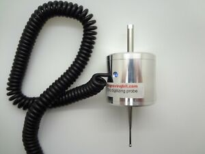 """High Precision CNC DIGITIZING touch PROBE for machining mill router  1/4"""" shank"""