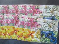 Singapur Block 82, 4 x postfrisch und 5 x ESST gummiert gest. von 2001 (65229)
