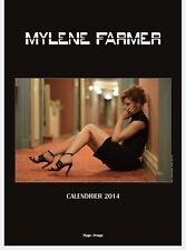 Mylene Farmer - Calendrier officiel 2014