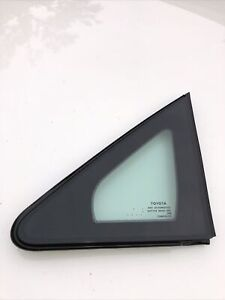 TOYOTA SIENNA FRONT DOOR FIXED GLASS 62120-08010 2011 12 13 14 15 16 17 18 19 LH