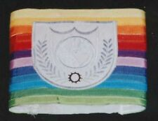 Buck Rogers Rainbow Armband with Patch
