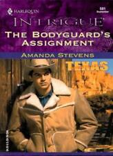 The Bodyguard's Assignment (Intrigue)-Amanda Stevens