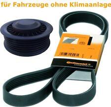 Keilrippenriemen+Spannrolle VW TRANSPORTER T4 2.5 TDI - 70XD-70XA-70XB, 70XC,7DB