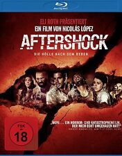 Aftershock - Die Hölle nach dem Beben  - Blu-Ray - FSK 18