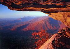 """Anthony Cook, """"Lofty Ledge, Blue Ridge Mountains"""", 18x26 image"""