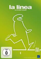 DVD La Linea von Osvaldo Cavandoli NEU