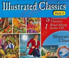 Mixed Lot Illustrated Classics Books for Children