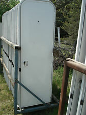"Trailer Door, 22"" X 70"".  Frame and Screen Door.  Right Swing As Pictured, New"