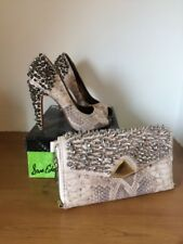 Sam Edelman Lorissa Studded High Heel Shoes Size UK 4/ EU 36.5 / US 6