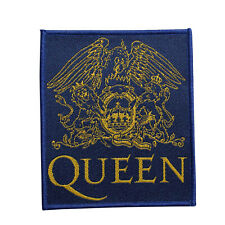 Queen Woven Sew On Patch - Crest Battle Jacket Patch #81