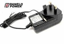 Adaptador Logitech Dinovo Mini Teclado Inalámbrico 9 V AC/dc fuente de alimentación de red del Reino Unido