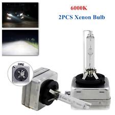 1Pair Xenon Headlight D1S 6000K 35W Car Headlight Xenon Lamps Replacement Bulbs