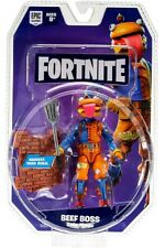 Jazwares 100% Official - Fortnite Series 4 Action Figure BEEF BOSS - NEW