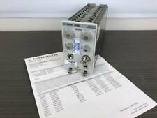 Agilent 86109A 30Ghz Optical / 40Ghz Electrical Module 86100A/B/C/D - Calibrated