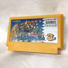Super Mario Bros. 3 Nes Famicom nintendo cassette only japan