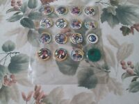 1994-95 Canada Games NHL POGS BUFFALO SABRES  TEAM COMPLETE