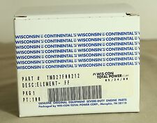 Wisconsin Continental TMD27F00212 Fuel filter element NOS