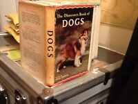 Observers Book Of Dogs 1970