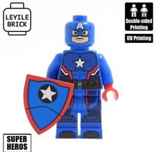 LYL BRICK Custom Hydra Captain America Lego minifigure