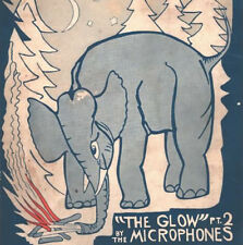 Microphones The Glow Pt 2 2x Vinyl LP Record & MP3 mount eerie crow looked at me