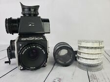 Zenza Bronica EC Nikkor-P 75mm F/2.8 from Japan TL11047 Vintage Collectible