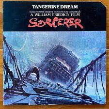 Tangerine Dream – Sorcerer – Ambient Jazz-Krautrock-Soundtrack Vinyl LP - OG