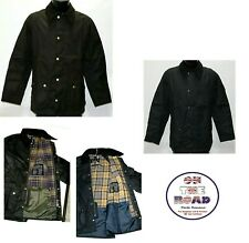 NEW BARBOUR GIACCA CERATA ASHBY WAX JACKET MWX0339 GIUBBOTTO IMPERMEABILE