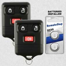 2 For 2001 2002 2003 2004 2005 2006 2007 Ford Escape Ranger Car Remote Key Fob