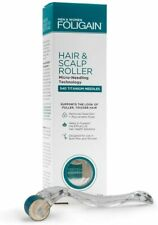Foligain Hair & Scalp Roller | Micro Needling Roller | 540 Titanium Needles