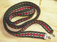 Trachtenbinder - Trachtenband - Hemdschmuck Kordel - Wollband 7