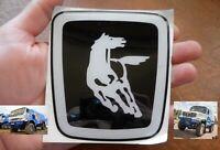 KAMAZ Emblem Radiator Grill Badge Hood Ornament Russian truck Original