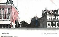 Dayton,Washington,Hotel Day,Forestry Hall,Grocery Store,Columbia Co.c,1901-06