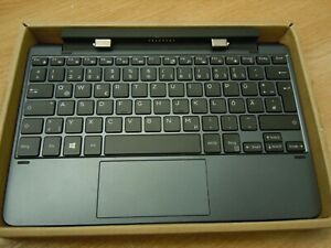 Dell Venue 10 Pro 5056 Tablet Keyboard K13M German with Stylus