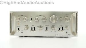 Pioneer SPEC-1 Stereo Preamplifier - Vintage Audiophile Classic