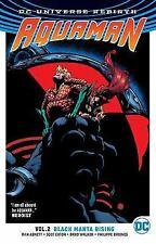 Dc Comcis Dc Universe Rebirth Aquaman Vol. 2: Black Manta Rising (Rebirth)