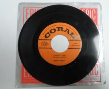 "Buddy Holly - Peggy Sue / Everyday 45 RPM 7"" Single. Coral Records"