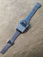 Vintage Timex Calculator Alarm Indiglo Mens Watch