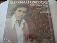BILLY CRASH CRADDOCK TWO SIDES OF CRASH VINYL LP ALBUM 1973 ABC RECORDS VG++