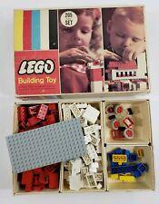 VINTAGE LEGO BUILDING TOY No. 205