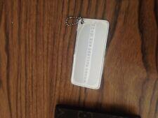 New NIKE platinumposite metal dog tag chain foamposite